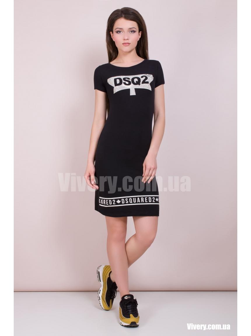 Платье DSQ2